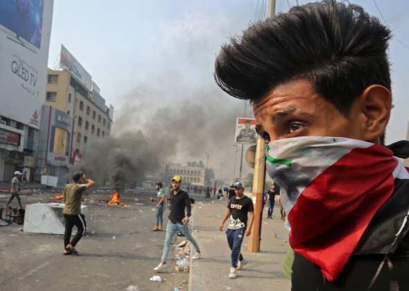 مؤسسة غالوب:العراق يتصدر العالم في مؤشرات معاناة الألم والغضب والحزن