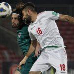 اليوم..العراق وإيران في تصفيات كأس العالم