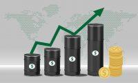 ارتفاع أسعار النفط إلى أكثر من (83 ) دولار للبرميل الواحد