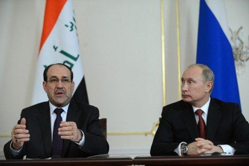 روسيا : المباحثات جارية ومستمرة مع العراق بهدف إتمام صفقة السلاح