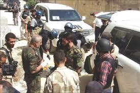 كبير المفتشين للاسلحة السورية يؤكد صعوبة ايجاد كل اسلحة سوريا الكيماوية