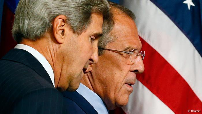 خلاف روسي غربي يهدد اتفاق كيماوي سوريا