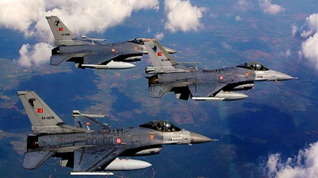 تركيا تحقق في مقتل مدنيين في قصفها على مواقع حزب العمال الكردستاني في اربيل