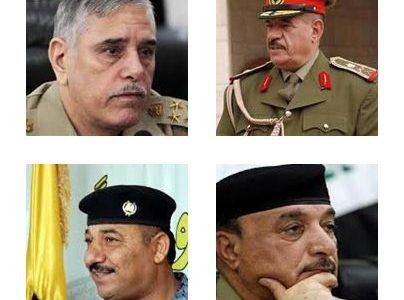 Parliamentary security demands of the Iraqi judiciary Maliki held accountable for the fall of Mosul