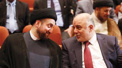 الحكمة ترفض ترشيح العبادي لرئاسة الحكومة القادمة
