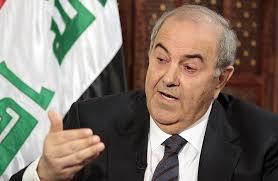علاوي يطالب برد حازما تجاه الاعتداء الإيراني على الأراضي العراقية