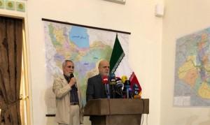 مسجدي:إيران ترحب بحكومة تحالفي المالكي والعامري!