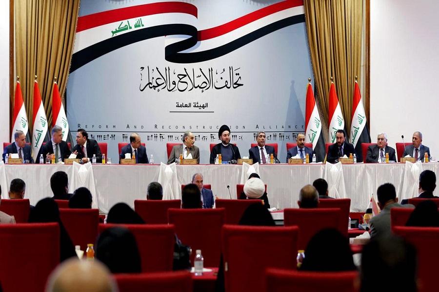 تحالف الإصلاح ينتخب عمار الحكيم رئيساً له