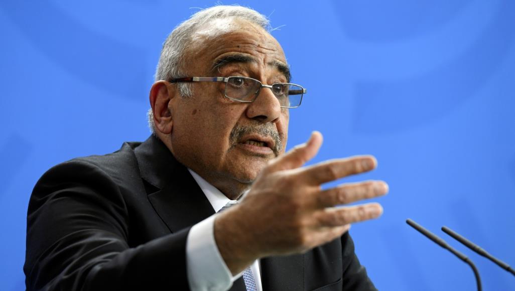 """بعد خراب البصرة..عبد المهدي يوصي بتوحيد الجهود لمراعاة """"مصالح"""" البلاد العليا"""