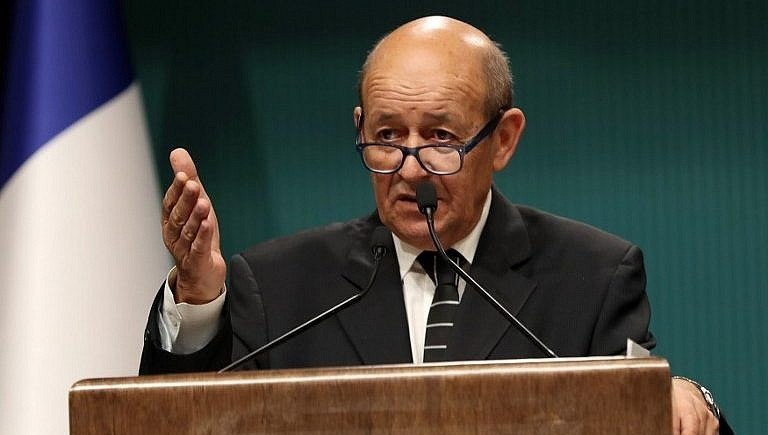 غداً..وزير الخارجية الفرنسي في بغداد