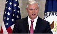 أوبراين:العقوبات الاقتصادية على إيران مستمرة