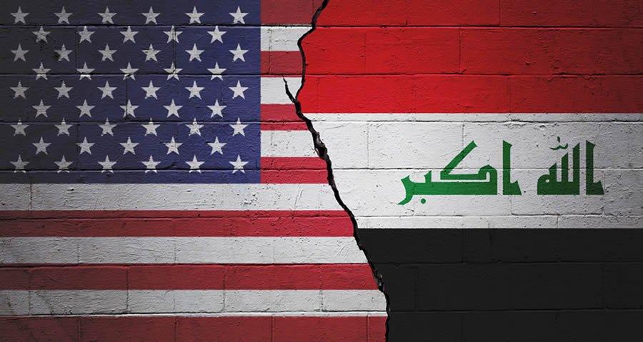 أمريكا العراقية وداعا
