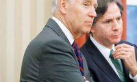 الإعلام الأمريكي:بايدن يرشح توني بلينكين وزيرا للخارجية في حكومته