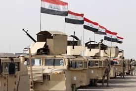 العراق السابع عربيا في مستوى الإنفاق العسكري