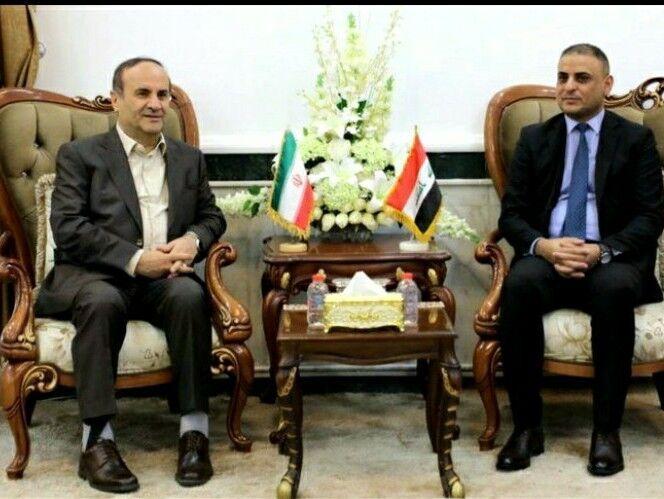 العراق يفتح منفذ تجاري جديد مع إيران ليكون السابع على مستوى 4 محافظات فقط!!