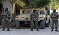 انتشار مكثف للجيش التونسي لحماية المقرات السيادية