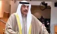 رئيس الوزراء الكويتي يعلن استقالته