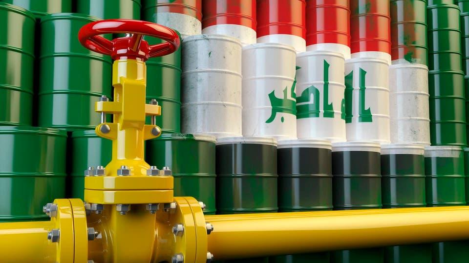 انخفاض صادرات النفط العراقية الى الولايات المتدة بمعدل 90 ألف برميل نفط يومياً