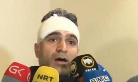 تعرض النائب غالب محمد للطعن بالسلاح الأبيض أمام منزله في السليمانية
