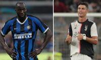 منافسة بين رونالدو ولوكاكو على صدارة هدافي الدوري الإيطالي