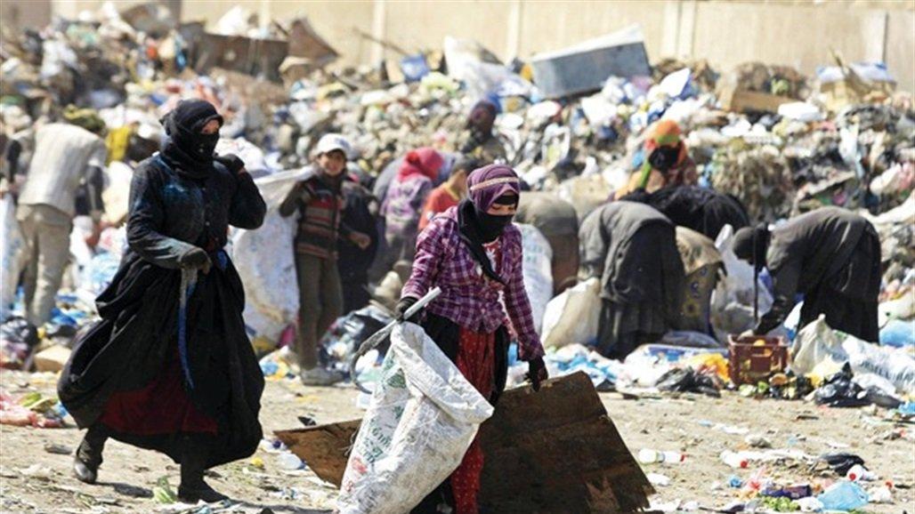 الخدمات النيابية تحذر من ارتفاع نسبة الفقر في العراق إلى 70%