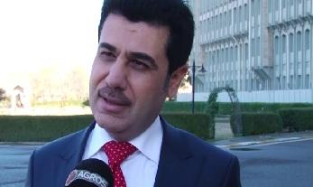 """حزب بارزاني:نأمل """"مرونة""""من القوى السياسية في بغداد لتمرير الموازنة"""