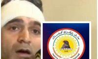 نائب كردي:حزب بارزاني وراء محاولة اغتيال النائب غالب محمد