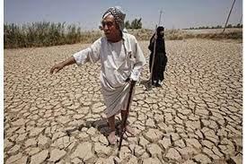الأمم المتحدة:العراق يخسر 100 ألف دونم سنوياً بسبب قطع المياه وحرق المزارع من قبل إيران والتصحر