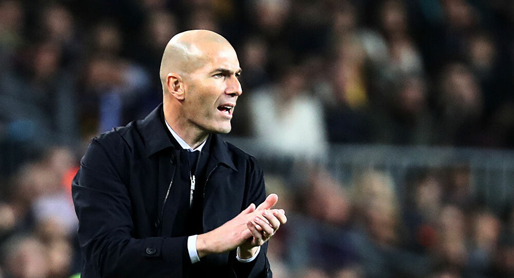 زين الدين:أملي كبير بفوز ريال مدريد في بطولة دوري أبطال اوروبا لكرة القدم