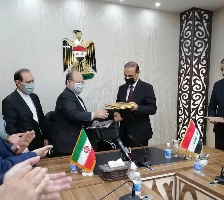 العراق وإيران يوقعان على وثيقة التعاون في توظيف الإيرانيين في مؤسسات الدولة العراقية !