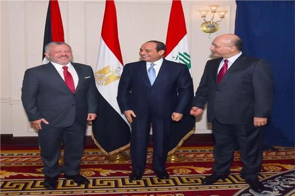 مصدر:يوم الخميس المقبل موعد إنعقاد القمة العراقية المصرية الأردنية في بغداد