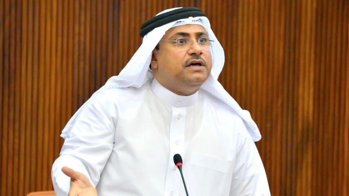 العسومي يدعو الدول العربية إلى تطوير علاقاتها مع العراق لحماية أمنه القومي