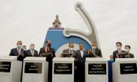 الكاظمي يضع حجر الاساس لمشروع ميناء الفاو الكبير