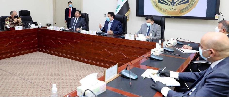 الأعرجي يبحث تعزيز التعاون الأمني مع مجلس أمن الإقليم