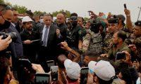 الكاظمي يلتقي بمجموعة من متظاهري البصرة