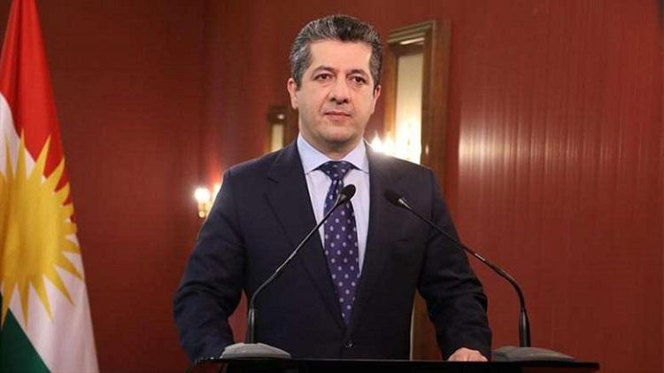 """مسرور:أفضل قرار صدر عن المجتمع الدولي هو جعل """"كردستان""""ملاذاً آمناً"""