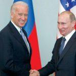 روسيا..لقاء بوتين بايدن في شهر حزيران المقبل