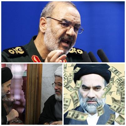 الحرس الثوري الإيراني أنشأ مستشفيات العتبة في كربلاء والنجف