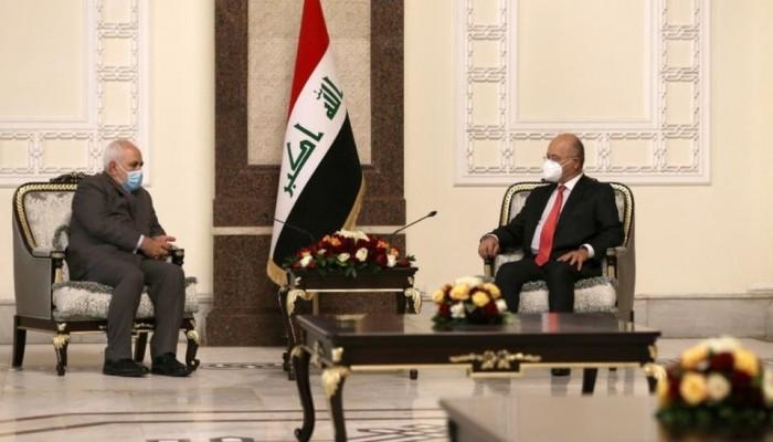 """صالح:علاقة العراق وإيران """"النموذجية"""" لصالح استقرار المنطقة!!"""