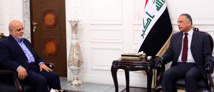 """مسجدي:إيران سيدة المنطقة والكاظمي يرد """"نحن أبنائها"""""""