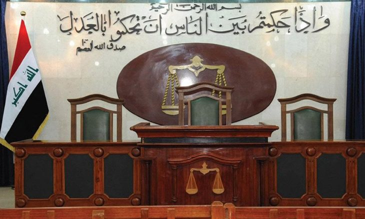 السلطة القضائية تصدر توضيحا عن محاكمة ضابط وطرده من الخدمة لقتله إمام جامع