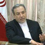 عراقجي:نشكر بايدن وفريقه على عودة العمل بإتفاقية 2015
