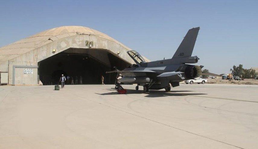 تقرير أمريكي:توقف برنامج صيانة طائرات إف16 العراقية بسبب إخلاء المتعاقدين جراء القصف الحشدوي لقاعدة بلد الجوية