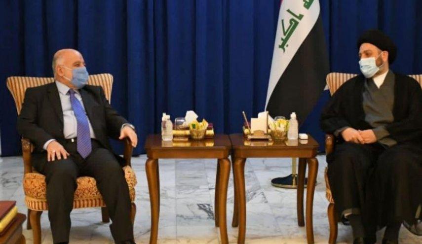 """الإعلان عن تشكيل تحالف""""قوى الدولة الوطنية""""بين تحالف عراقيون وائتلاف النصر"""