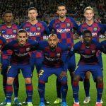 برشلونة يسعى بالفوز على لقب الدوري الإسباني