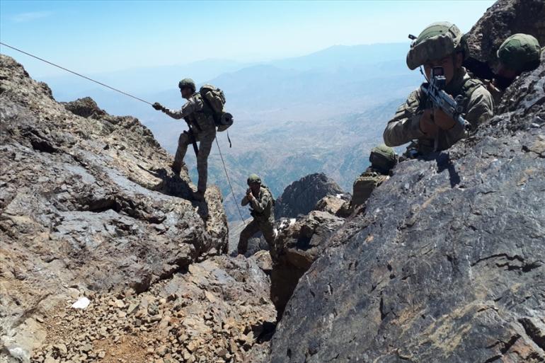 مسؤول كردي:تركيا احتلت رواقم مهمة شمال شرق محافظة دهوك