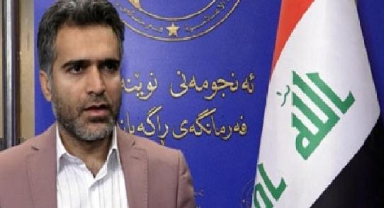 نائب كردي:على بغداد تحرير أربيل من قبضة العائلة البارزانية