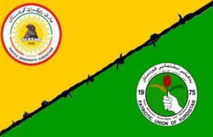 حزب طالباني:حكومة البارزاني تحكم الشعب الكردي بالنار والحديد