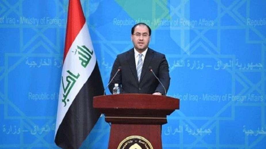 الخارجية:600 مليون يورو حجم الأموال العراقية المجمدة في ايطاليا