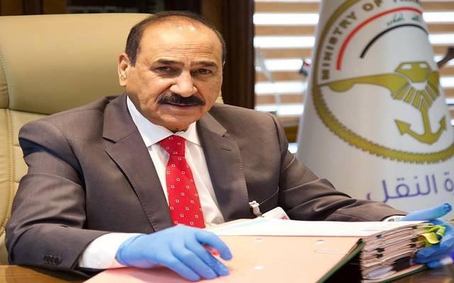 وزير النقل:قطر والإمارات طلبتا استثمار ميناء الفاو